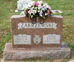 Helen <I>Stanczyk</I> Zakrzewski