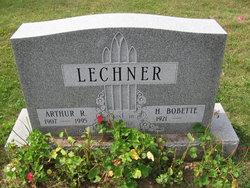 Helen Bobette <I>Sutter</I> Lechner