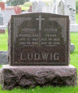 Magdaline <I>Roell</I> Ludwig