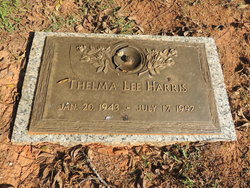 Thelma Lee Harris