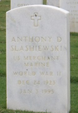 Anthony D Slashiewski