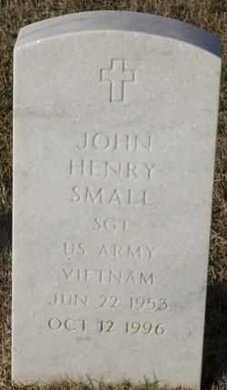 John Henry Small