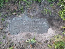 Winson Whitely Cambron, Jr