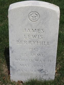 James Lewis Berryhill