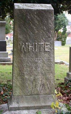 Maj Lewis Bennett White