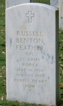 Russell Benton Feather