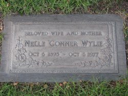 Nelle <I>Conner</I> Wylie
