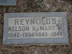Nelson R Reynolds