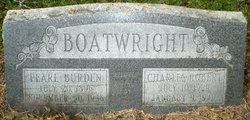 Pearl <I>Burden</I> Boatright