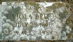 E. Viola Brooks