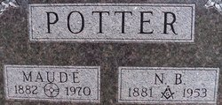 Maude <I>Wycoff</I> Potter