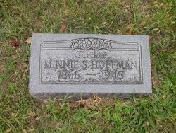 Minnie Stella <I>Dickson</I> Hoffman