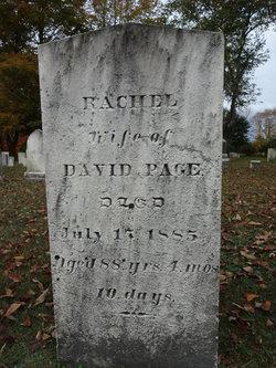 Rachel <I>Jewell</I> Page