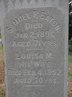 Samuel Perley Eaton