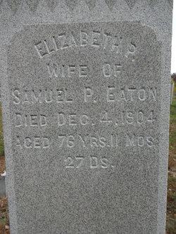 Elizabeth P. Eaton