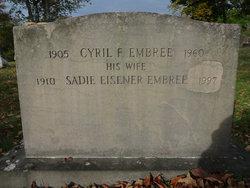 Cyril F. Embree
