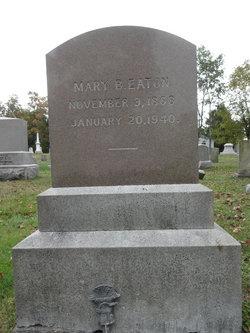 Mary B. Eaton