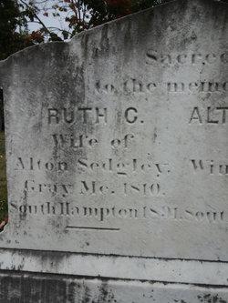 Ruth G. Sedgley