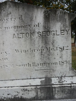 Alton Sedgley