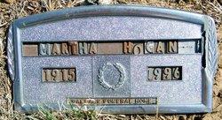 Martha <I>McClish</I> Hogan