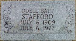 Edna Odell <I>Batt</I> Stafford