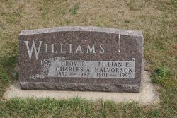 Grover Charles Williams
