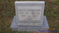 "Laura Isabelle ""Belle"" <I>Waits</I> Thomason"
