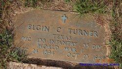 Elgin C. Turner