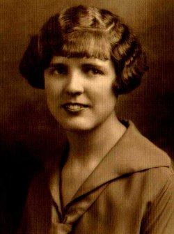 Edna <I>Taylor</I> Buss