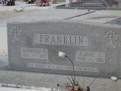 Aldine Leneeta <I>Ebanks</I> Franklin