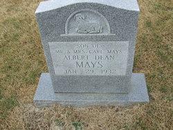Albert Dean Mays