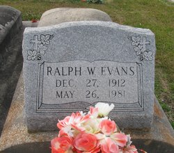 Ralph W. Evans