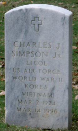 Charles James Simpson, Jr