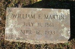 William F Martin