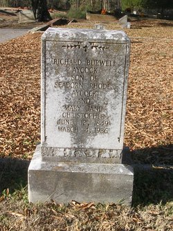 Richard Burwell Aycock