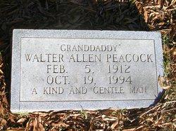 Walter Allen Peacock