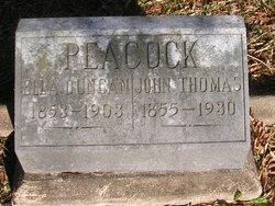 Ella <I>Duncan</I> Peacock