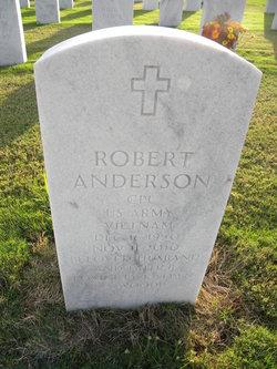 Corp Robert Anderson