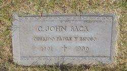C. John Baca