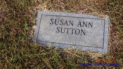 Susan Ann Sutton