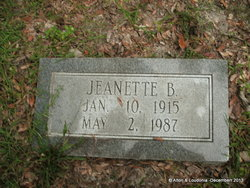 Edith Jeanette Browning Hughes