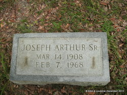 Joseph Arthur Hughes, Sr