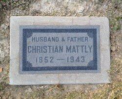 Christian Mattly