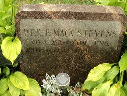 PFC Eugene Mack Stevens
