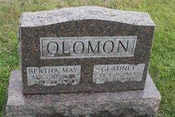 Bertha May <I>Dare</I> Olomon