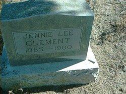 Jennie Lee Clement