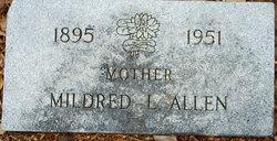 Mildred Lucetta <I>Gormley</I> Allen