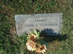 John Edward Hartman