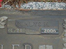 Gladys <I>Morgan</I> Mosteller