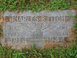 Pvt Charles B Fitch